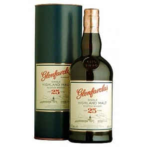 Glenfarclas 25 Years Old (750 ML)