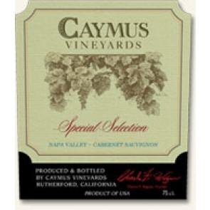 2014 Caymus Special Select Cabernet Sauvignon (750ML)