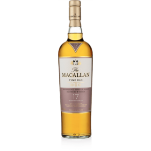 Macallan Fine Oak 17 Year Old  (750 ML)