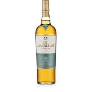 Macallan Fine Oak 15 Year Old  (750 ML)