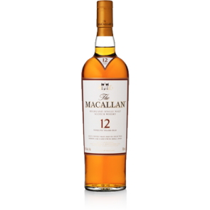 Macallan 12 Year Old  (750 ML)