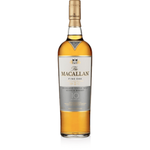 Macallan Fine Oak 10 Year Old (750 ML)