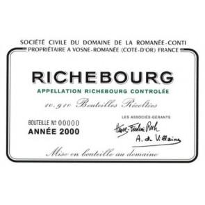 2010 Romanee Conti DRC Richebourg (750ML)