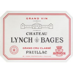 2012 Chateau Lynch Bages Pauillac Magnum  (1.5L)