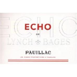 2012 Echo de Lynch Bages Pauillac 750 ML