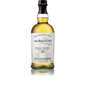 Balvenie 25 Year Old Single Barrel (750 ML)