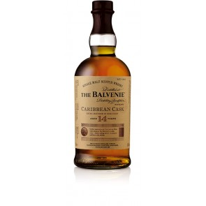 Balvenie 14 Year Old Carribean Cask (750 ML)