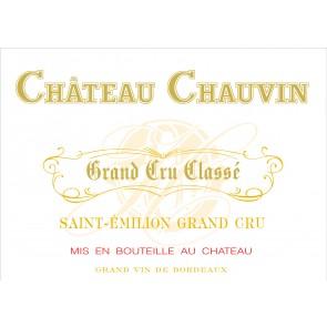 2000 Chateau Chauvin St. Emilion (750 ML)