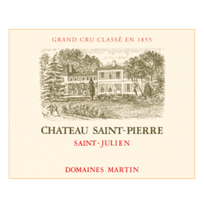 2010 Chateau Saint Pierre St. Julien (750 ML)