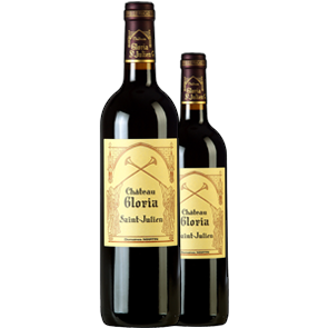 2012 Chateau Gloria Saint Julien (750 ML)