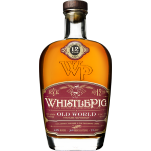 Whistle Pig Old World Rye 12 Year Old (750 ML)