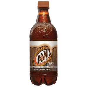 A&W Root Beer (20 oz)