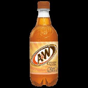 A&W Cream Soda (20 oz)