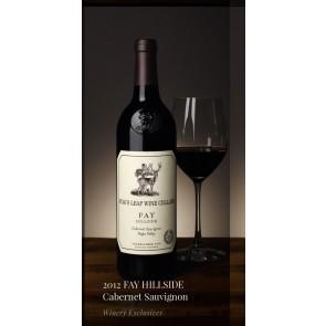 2012 Stags Leap Wine Cellars Fay Cabernet Sauvignon (750ML)