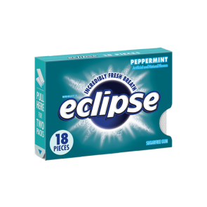 Eclipse Peppermint Gum