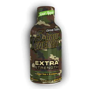 5 Hour Energy EXTRA Sour Apple