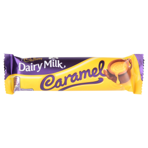 Dairy Milk Caramel Chocolate Bar