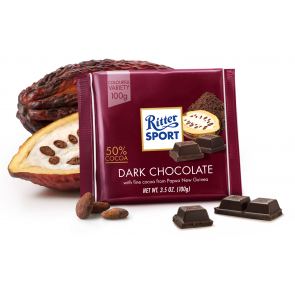Ritter Sport Exrta Dark Chocolate