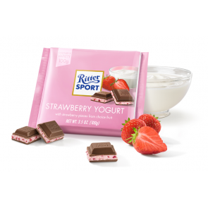 Ritter Sport Strawberry Creme
