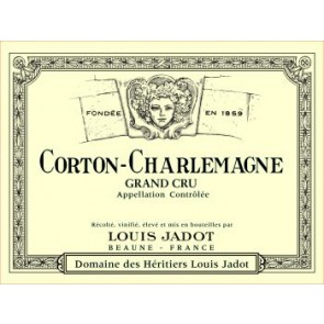 2013 Louis Jadot Corton Charlemagne 750 ML