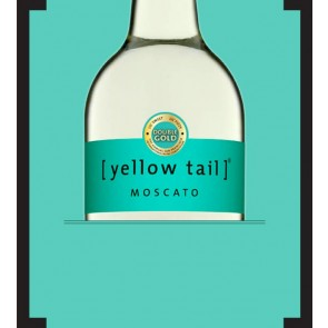 2015 Yellow Tail Moscato 750 ML