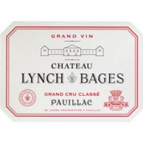 2013 Chateau Lynch Bages Double Magnum 3L