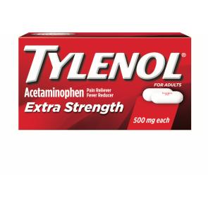 Tylenol Extra Stregth 24 Caplets