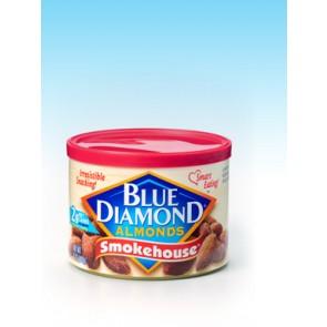 Blue Diamond Smokehouse Almonds 6oz Can
