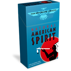 American Spirit Organic (Pack)