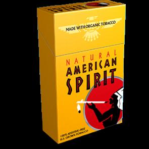 American Spirit Organic Light (Pack)