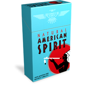 American Spirit Full Flavor (Pack)