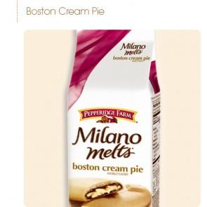 Pepperidge Farm Cookies Melts Boston Cream Pie