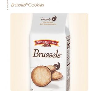 Pepperidge Farm Cookies Brussels