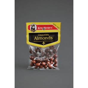 King Henry's Chocolate Almonds (3.75oz)