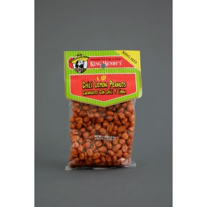 King Henry's Chili Lemon Peanuts 7.5oz