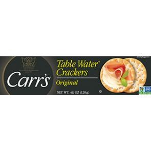 Carr's Crackers Original  4.25oz