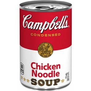 Campbell's Condenced Soup Chicken Noodle 10.75oz