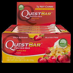 Quest Bar Apple Pie  2oz