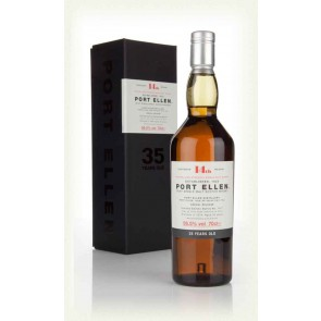 Port Ellen 35 Year Old 14th Release (750 ML)