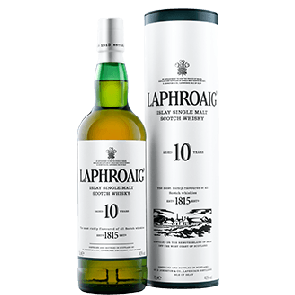 Laphroaig 10 Years Old (750ML)
