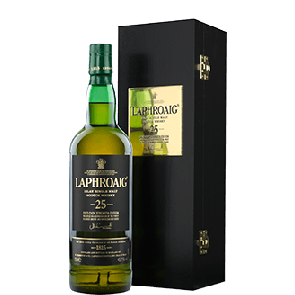 Laphroaig 25 Years Old (750ML)