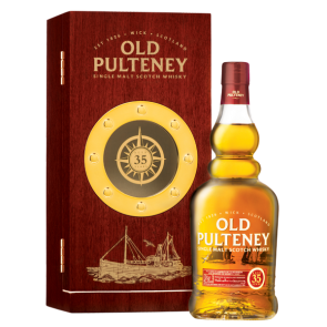 Old Pulteney 35 Year Old (750ML)