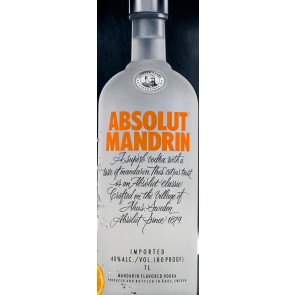 Absolut  Mandrin (750ML)