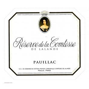 2006 Reserva de la Comtesse Pauillac (750ML)