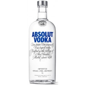 Absolut  (750 ML)