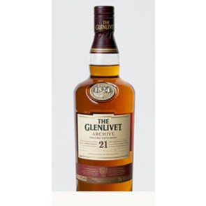 Glenlivet 21 Year Old (750ML)