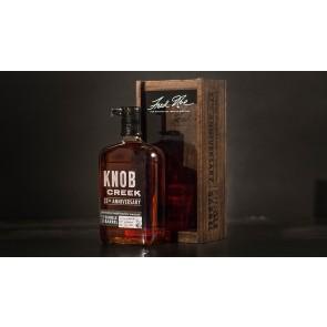 Knob Creek 25TH Anniversary Single Barrel Bourbon 124.6 Proof (750ML)