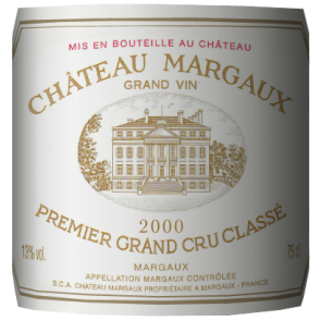 2000 Chateau Margaux (750ML)