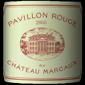 2005 Pavillon Rouge du Chateau Margaux 750 ML