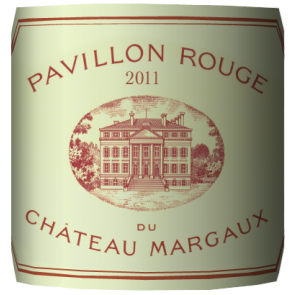 2011 Pavillon Rouge du Chateau Margaux 750 ML